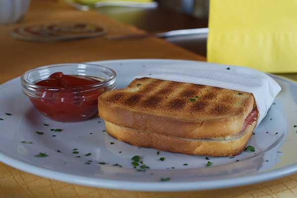 schinken-kaese-toast